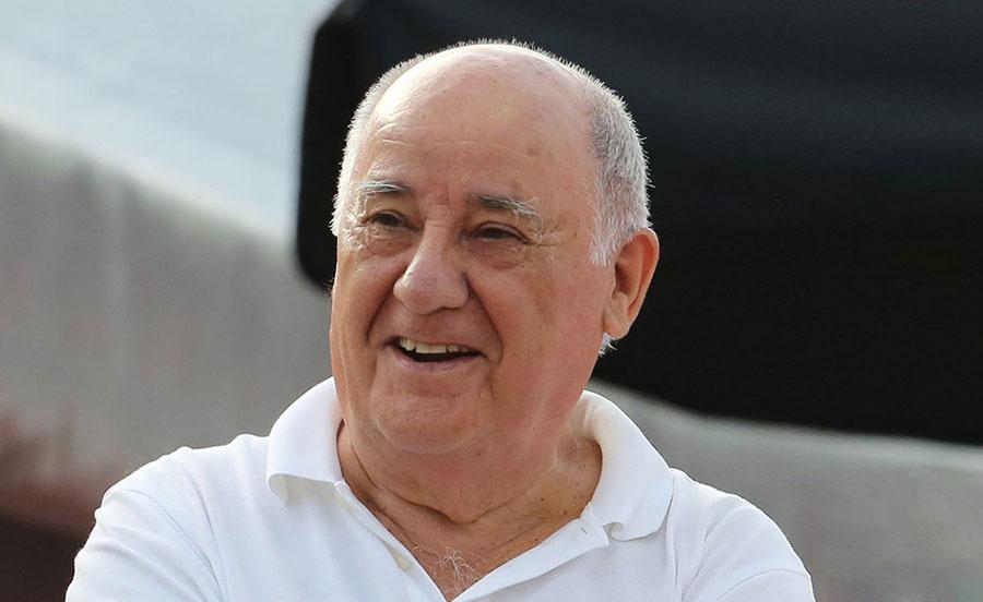 история успеха Амансио Ортега