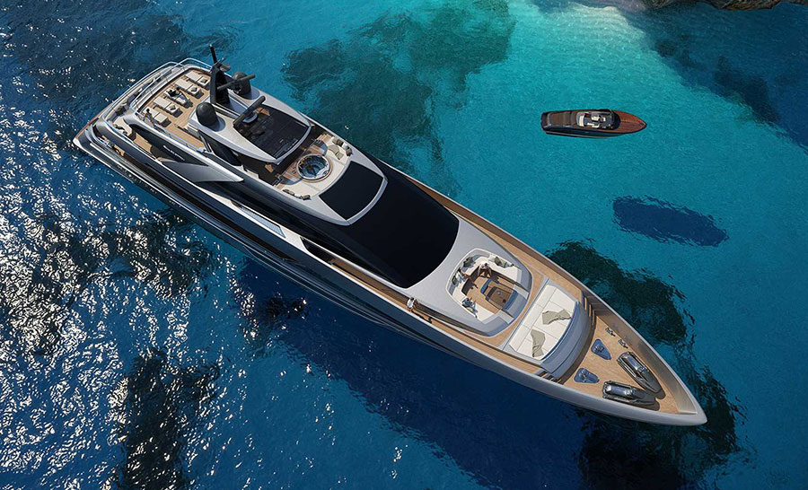 яхта и методы как стать богатым