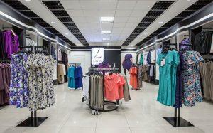 магазин одежды, про названия