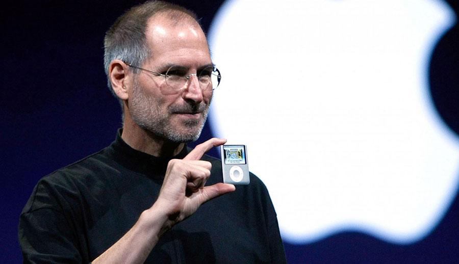 Стив Джобс фотография