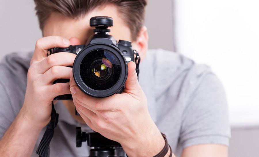 фотографии и блоггинг