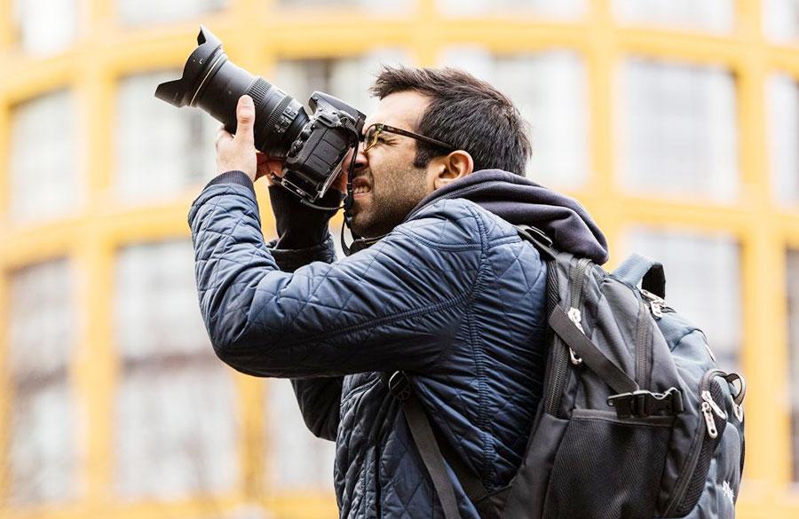 какие бывают фотографы