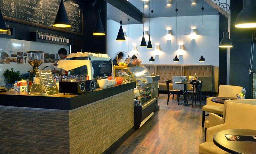 кофейни и бизнесы