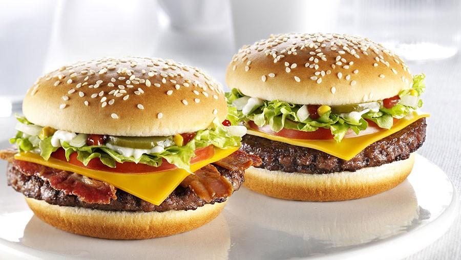 фото бургер