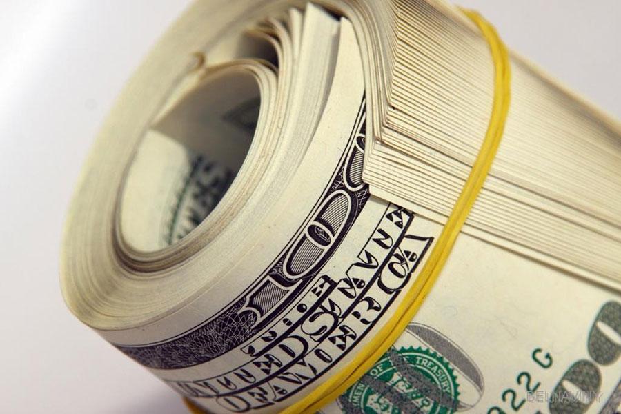доллары, валюта