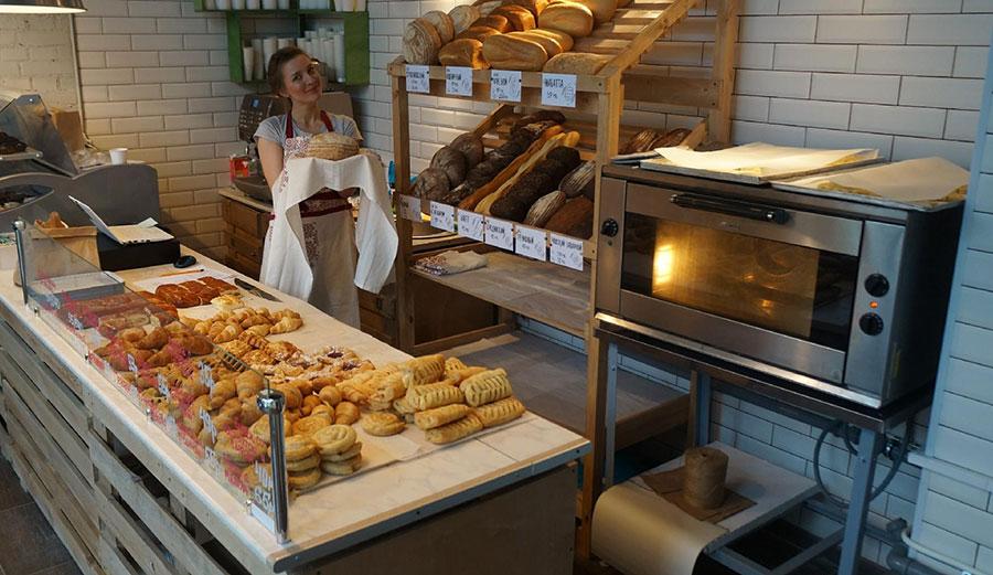 о булочных изделиях