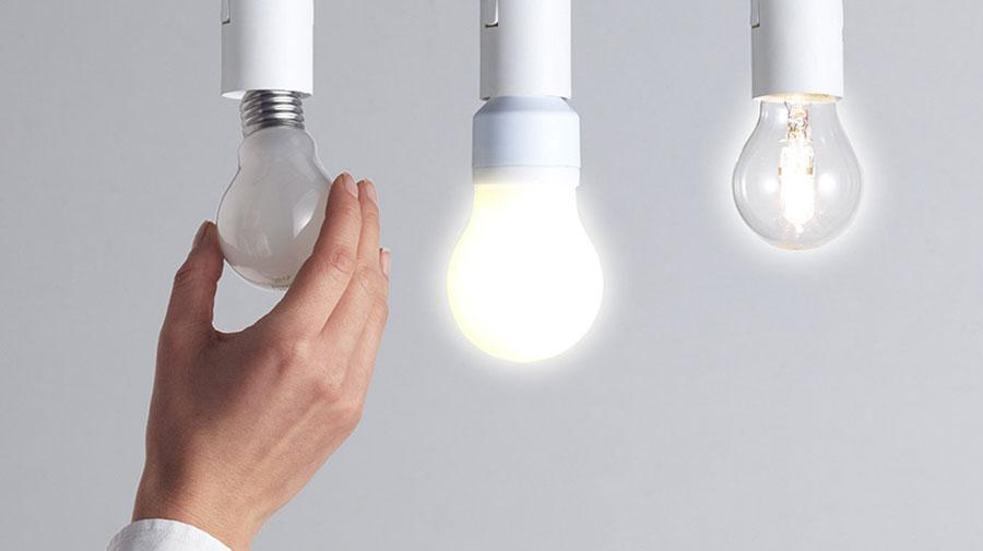 фото лампочки
