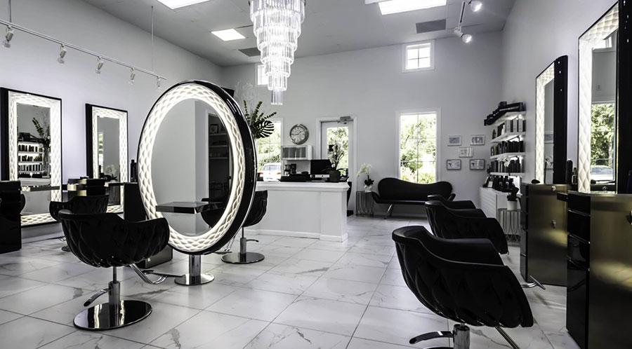 парикмахерская vip класса
