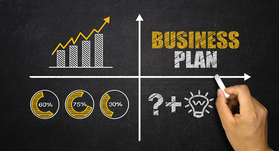 бизнес и план
