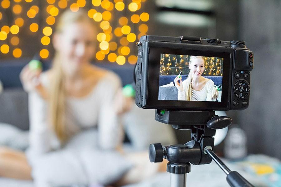видеоблоггинг и видео