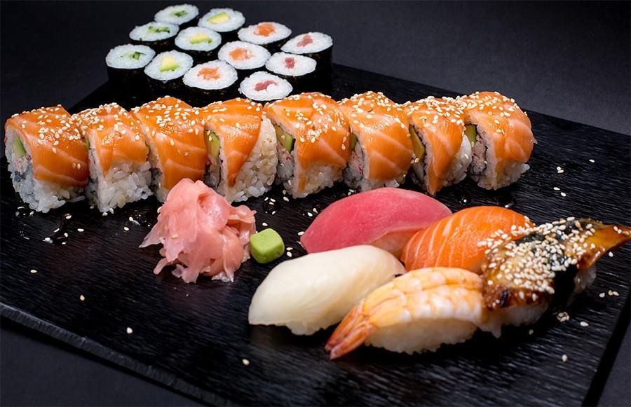 Франшизы суши