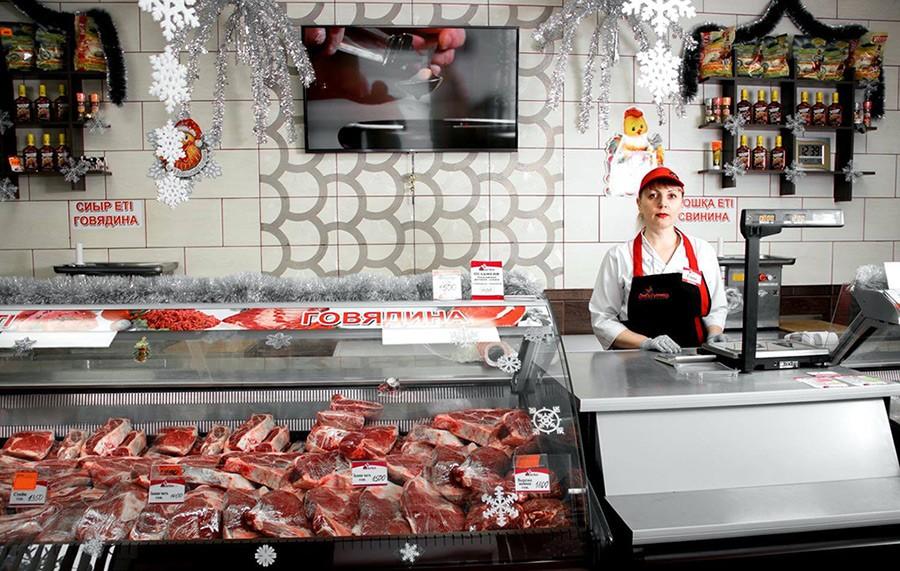 открываем с нуля мясной магазин