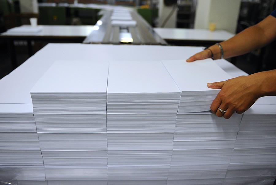 о важности бумаги