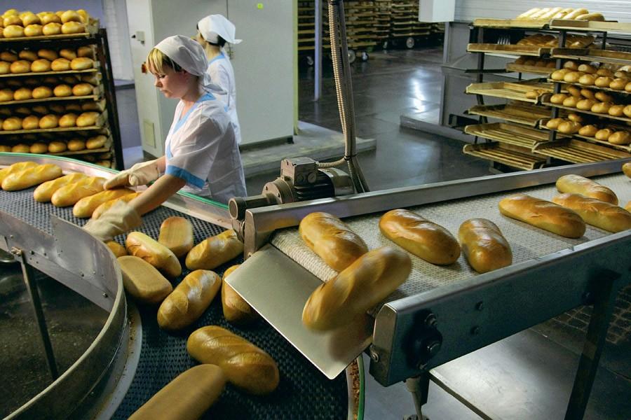 хлеб и персонал