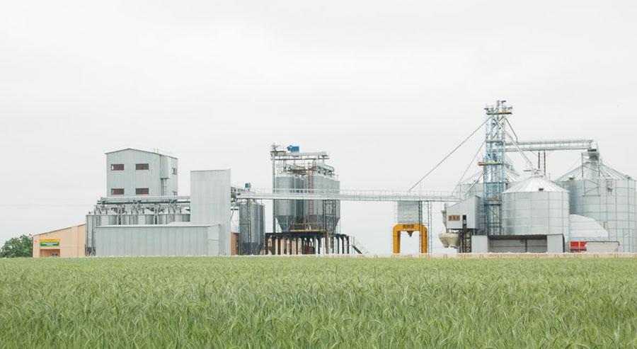 завод по производству