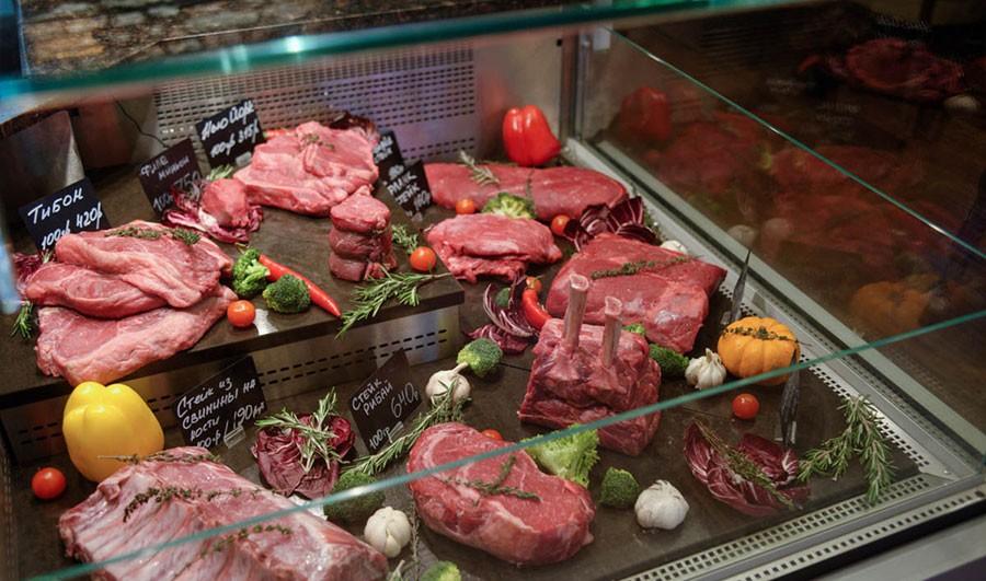 поставки мяса