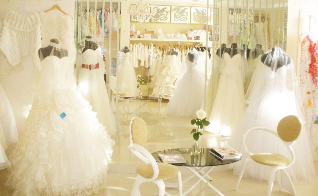 про открытие свадебного салона