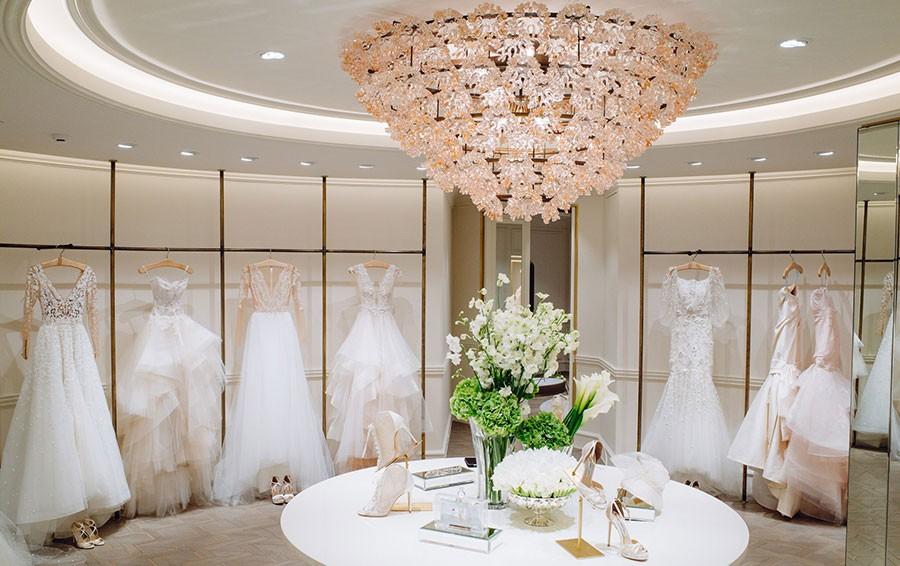 свадебные платья роскошные
