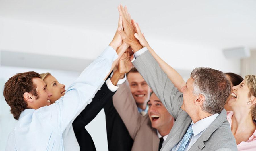 коллектив и мотивация для успеха
