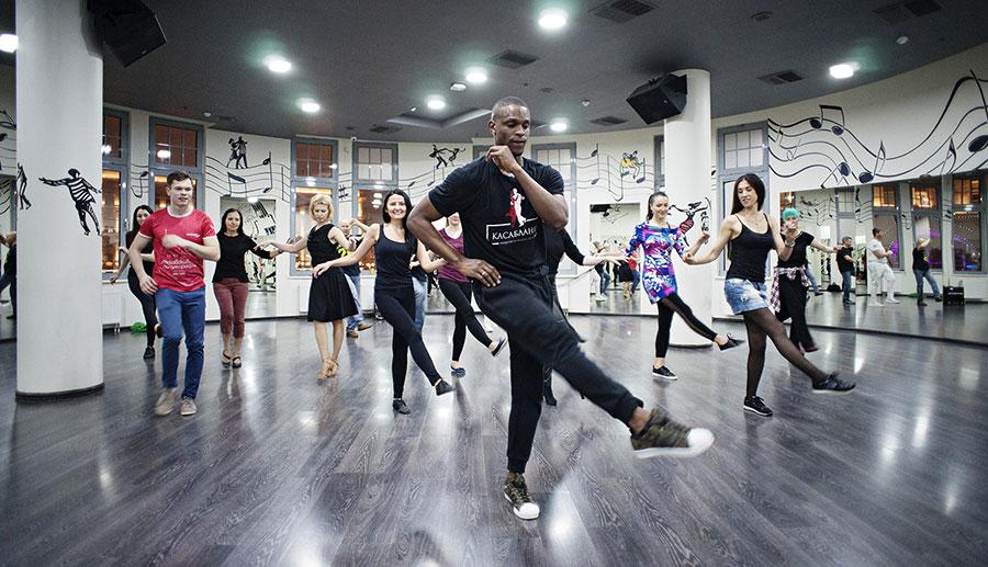 танцы и бизнес