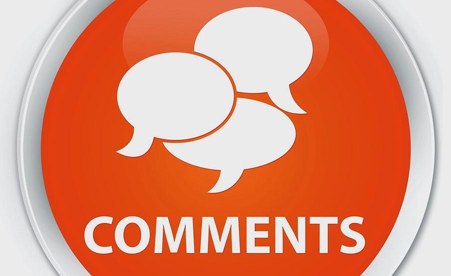 комментарии и подработка