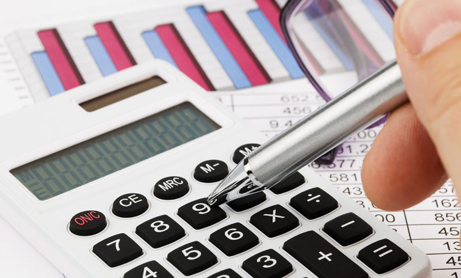 калькулятор и оценка