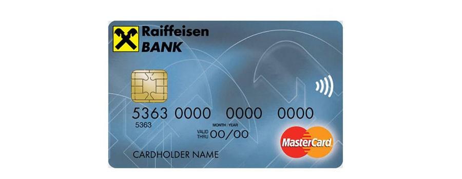 райффайзен и кредитные карточки