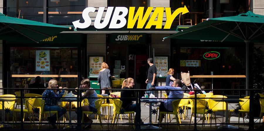 subway франчайзинг
