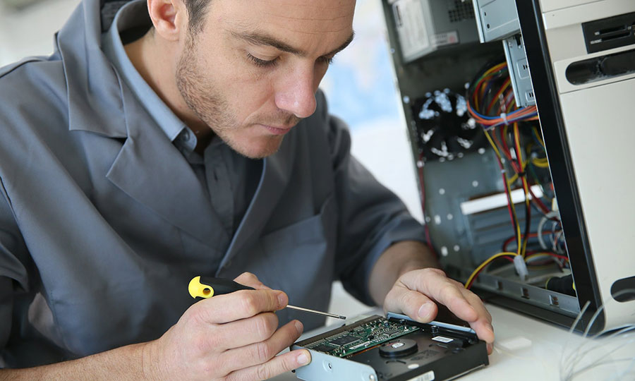 компьютер и ремонтирование