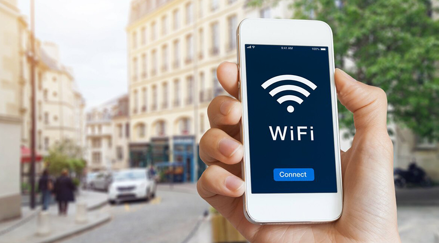раздача wifi